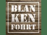 Logo scroll Strandhäuser Blankenfohrt