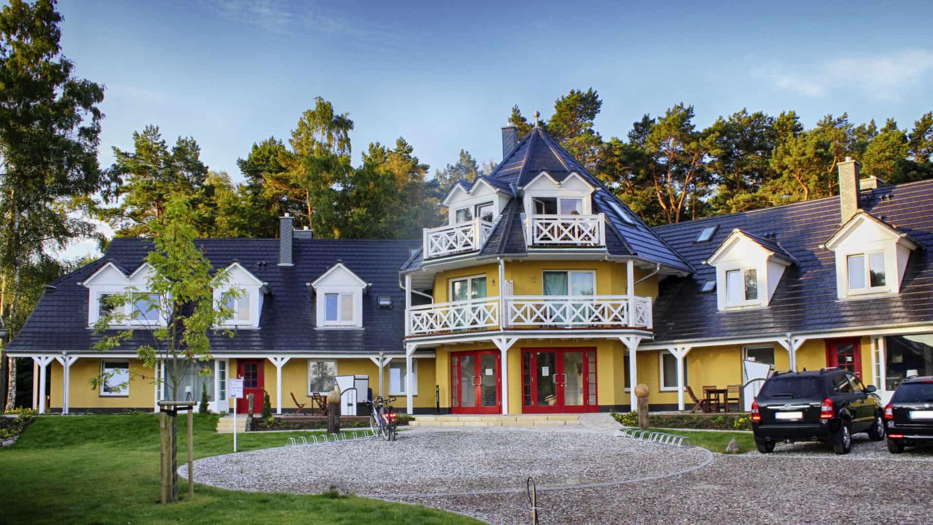 Blankenfohrt-Strandhaus